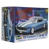 1969 Camaro Z/28 RS Model Kit